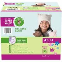 Comforts™ Day & Night 4T-5T Girls Training Pants - 56 ct