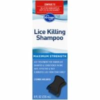 Kroger® Maximum Strength Lice Killing Shampoo - 8 fl oz