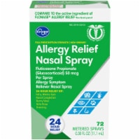 Kroger 24 Hour Allergy Relief Nasal Spray - .38 fl oz
