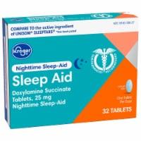 Kroger® Nighttime Sleep-Aid Tablets 25mg