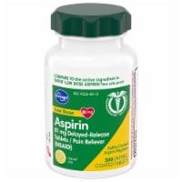 Kroger® Low Dose Aspirin Delayed-Release Tablets 81mg - 300 ct