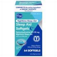 Kroger® Sleep Aid Softgels - 64 ct