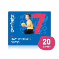 Comforts™ Size 7 Day or Night Diapers - 20 ct
