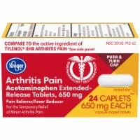 Kroger® Extended-Release Arthritis Pain Relief Caplets