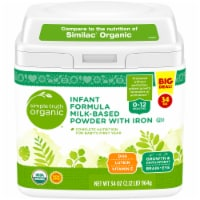 Simple Truth Organic™ Milk-Based Infant Formula Powder with Iron