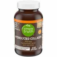 Simple Truth™ Hydrolyzed Collagen Capsules 100 mg