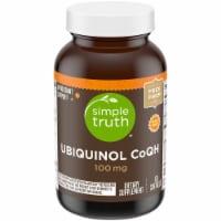 Simple Truth™ Ubiquinol CoQH Softgels 100 mg