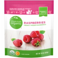 Simple Truth Organic™ Freshly Frozen Raspberries