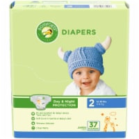 Comforts™ Day & Night Protection Size 2 Baby Diapers Jumbo Pack
