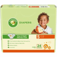 Comforts™ Size 5 Jumbo Diapers