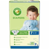 Comforts™ Day & Night Protection Size 7 Baby Diapers Jumbo Pack