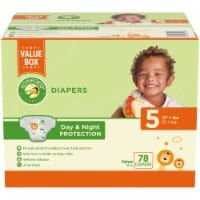 Comforts™ Day & Night Protection Size 5 Baby Diapers Value Pack
