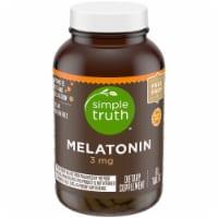Simple Truth™ Melatonin Capsules 3mg
