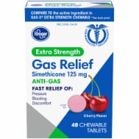 Kroger® Cherry Flavor Extra Strength Gas Relief Chewable Tablets