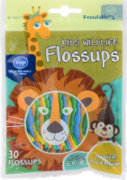 Kroger® Kids Wildlife Tropical Fruit Flavor Flossups