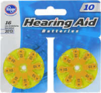 Kroger® Size 10 Hearing Aid Batteries