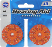 Kroger® Size 13 Hearing Aid Batteries