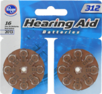 Kroger® Size 312 Hearing Aid Batteries