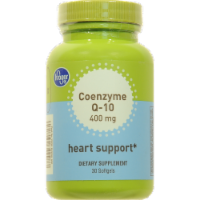 Kroger® Coenzyme Q-10 Heart Support Softgels 400mg