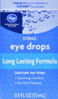 Kroger® Long Lasting Formula Eye Drops