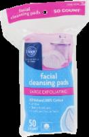 Kroger® Large Exfoliating Facial Cleansing Pads