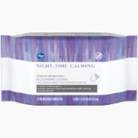 Kroger® Night Time Calming Makeup Removing & Cleansing Cloths 25 Count