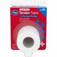 Kroger® Non Adhesive Large Width Tender Tape