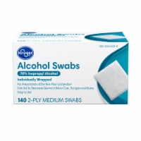 Kroger® Medium Alcohol Swabs