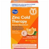 Kroger® Zinc Cold Therapy Citrus Flavor Quick Dissolve Tablets