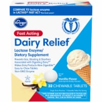 Kroger® Vanilla Flavor Dairy Digestive Supplement