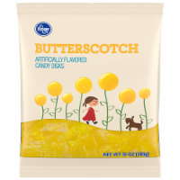 Kroger® Butterscotch Candy Disks