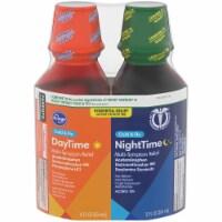 Kroger® Daytime / NiteTime Liquid Cold & Flu Combo Medicine