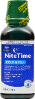 Kroger® Nighttime Cold & Flu Relief Liquid