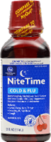 Kroger® Cherry Flavor Nighttime Cold & Flu Relief Liquid
