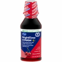 Kroger® Cherry Flavor NightTime Cough Relief Liquid