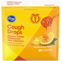 Kroger® Honey Lemon Cough Drops