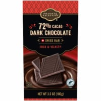 Private Selection™ 72% Cacao Dark Chocolate Swiss Bar