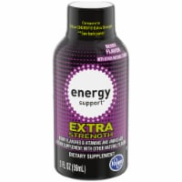 Kroger® Extra Strength Berry Flavored Liquid Energy Support - 2 fl oz