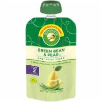 Comforts™ Green Bean & Pear Stage 2 Baby Food Puree Pouch