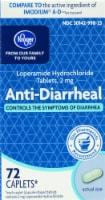 Kroger® Anti-Diarrheal Caplets