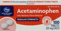 Kroger® Regular Strength Acetaminophen Tablets