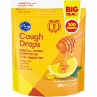 Kroger® Honey Lemon Cough Drops