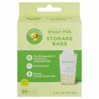 Comforts™ Breast Milk Storage Bags - 50 ct