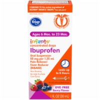 Kroger® Infants' Berry Flavor Ibuprofen oral Suspension Liquid