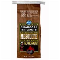 Kroger® Mesquite Ridged Charcoal Briquets
