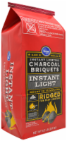 Kroger® Instant Light Ridged Charcoal Briquets