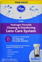 Kroger® Multipurpose Hydrogen Peroxide Twin Pack
