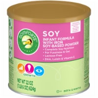 Comforts™ Soy-Based Infant Formula Powder With Iron