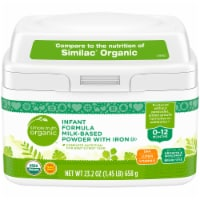 Simple Truth Organic™ Infant Formula Milk-Based Powder with Iron