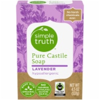 Simple Truth™ Lavender Pure Castile Bar Soap